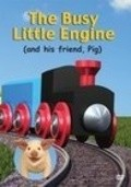 Animated movie The Busy Little Engine poster