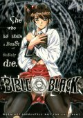Animated movie Bible Black poster