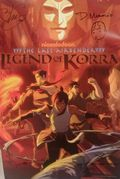 Animated movie The Legend of Korra poster