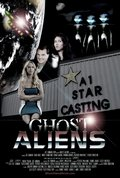 Animated movie Ghost Aliens poster
