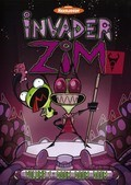 Animated movie Invader ZIM poster