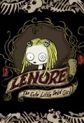 Animated movie Lenore: The Cute Little Dead Girl poster
