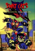 Animated movie Swat Kats: The Radical Squadron poster