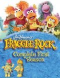 Animated movie Fraggle Rock poster