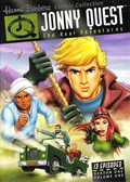 Animated movie The Real Adventures of Jonny Quest poster