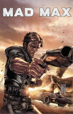 Animated movie Mad Max Motion Comic poster