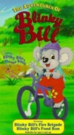 Animated movie The Adventures of Blinky Bill poster