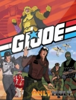 Animated movie G.I. Joe: Arise, Serpentor, Arise! poster