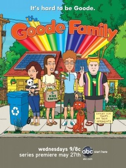 Animated movie The Goode Family poster