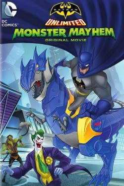 Batman Unlimited: Monster Mayhem cast, synopsis, trailer and photos.