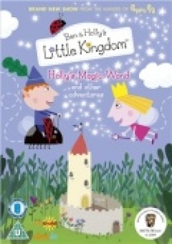 Animated movie Ben and Holly's Little Kingdom poster