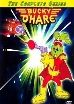 Animated movie Bucky O'Hare and the Toad Wars! poster