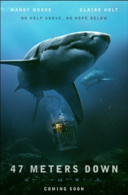 Best movie 47 Meters Down images, cast and synopsis.