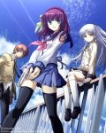 Angel Beats! cast, synopsis, trailer and photos.
