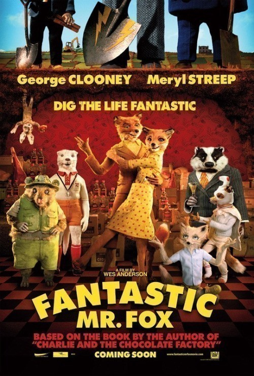 Fantastic Mr. Fox is similar to Bumblz: Clubhouse Friends.