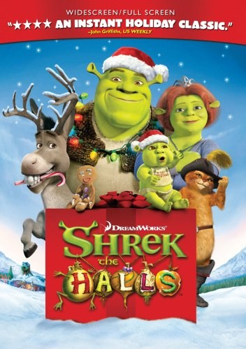 Shrek the Halls is similar to Los girasoles.