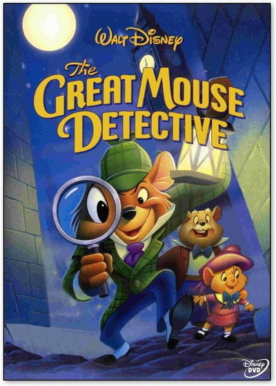 The Great Mouse Detective is similar to Doktor Aybolit.