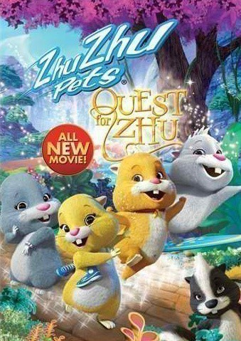 Quest for Zhu is similar to Ghost Aliens.