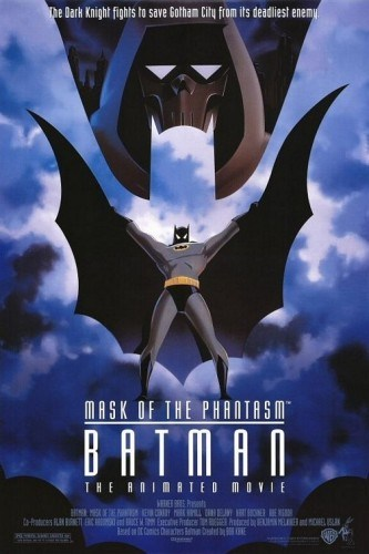 Batman: Mask of the Phantasm is similar to Rotten Ralph.