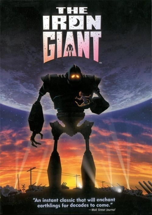 The Iron Giant is similar to Tales from the Cryptkeeper.