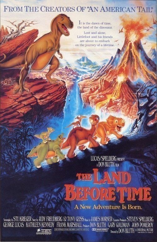 The Land Before Time is similar to The Herstory of the Female Filmmaker.