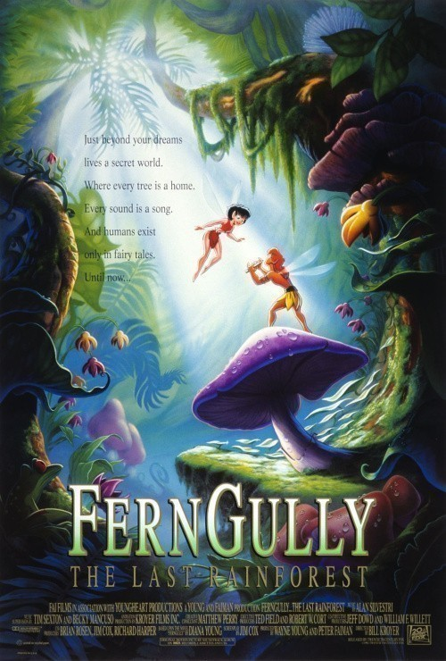 FernGully: The Last Rainforest is similar to Terra e....