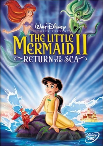 The Little Mermaid II: Return to the Sea is similar to The Cat's Cup Final.