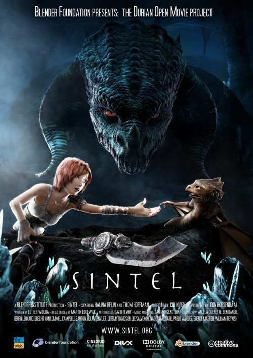 Sintel is similar to Wings for Roger Windsock.