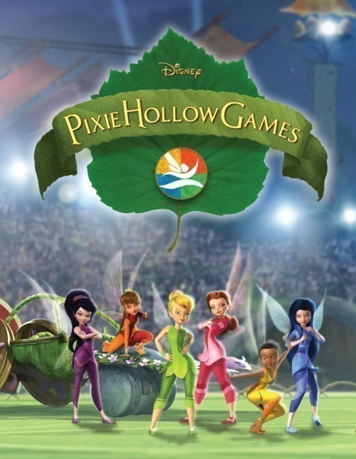 Pixie Hollow Games is similar to Mortal Kombat: Defenders of the Realm.