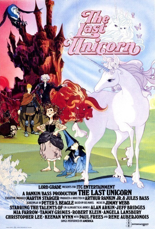 The Last Unicorn is similar to Capricorn.