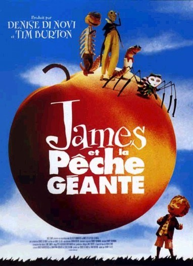 James and the Giant Peach is similar to Klyaksa.