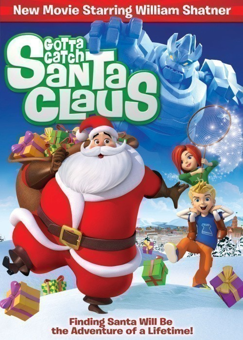 Gotta Catch Santa Claus is similar to Courage the Cowardly Dog.