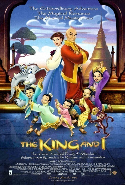 The King and I is similar to Av&#257-rijas brig&#257-de.