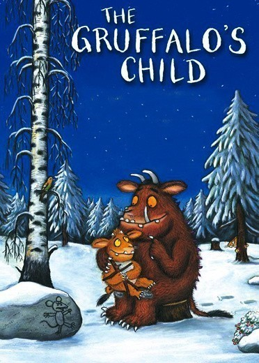 The Gruffalo's Child is similar to Konets.