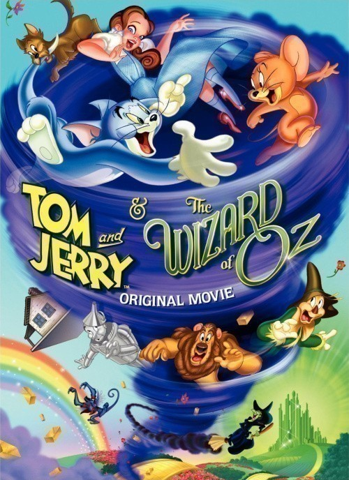 Tom and Jerry & The Wizard of Oz is similar to Savva. Serdtse voina.