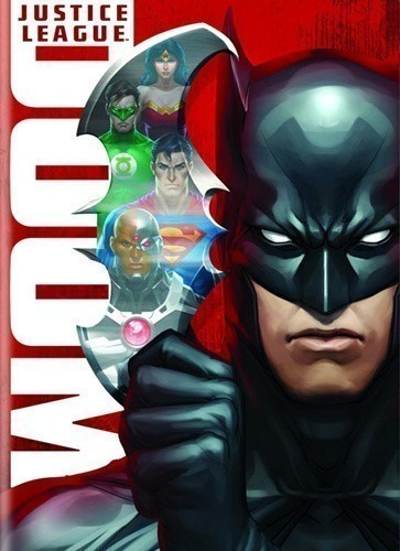 Justice League: Doom is similar to My Bunny Lies Over the Sea.