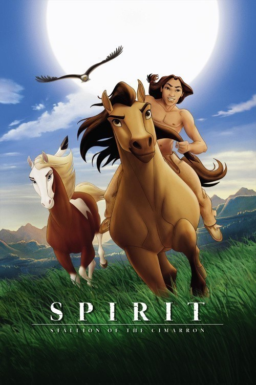 Spirit: Stallion of the Cimarron is similar to Len.