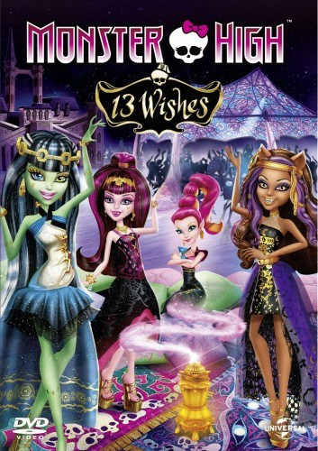 Monster High: 13 Wishes is similar to Dva spravedlivyih tsyiplenka.