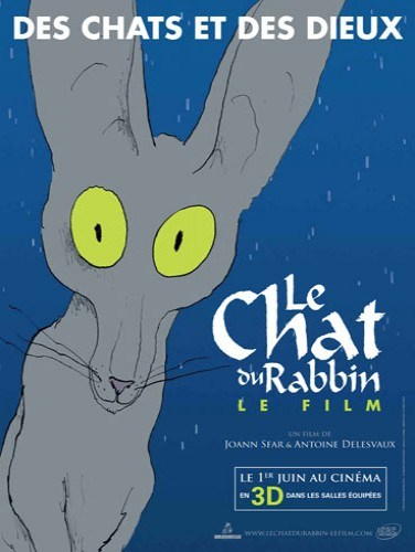 Le chat du rabbin is similar to Kizuna.