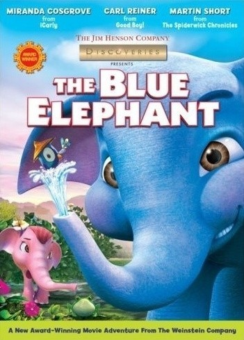 The Blue Elephant is similar to A Rugrats Vacation.