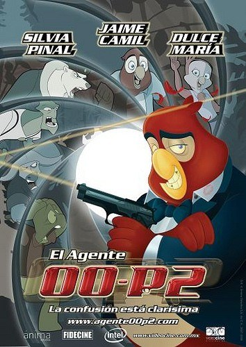 El agente 00-P2 is similar to Allez raconte!.