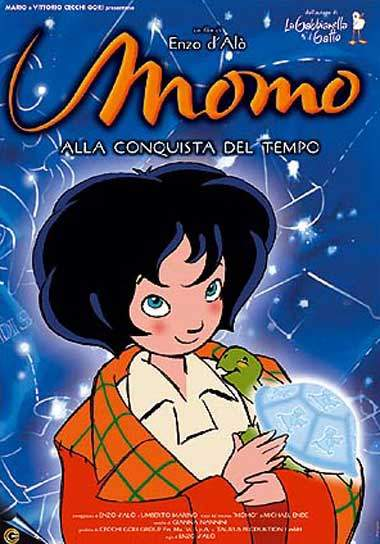 Momo alla conquista del tempo is similar to The Magic Roundabout.