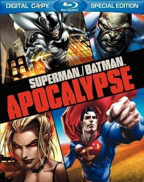 Superman/Batman: Apocalypse is similar to Masha i Medved (serial 2009 - ...).