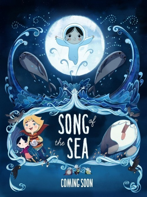 Song of the Sea is similar to Elephant's Child.