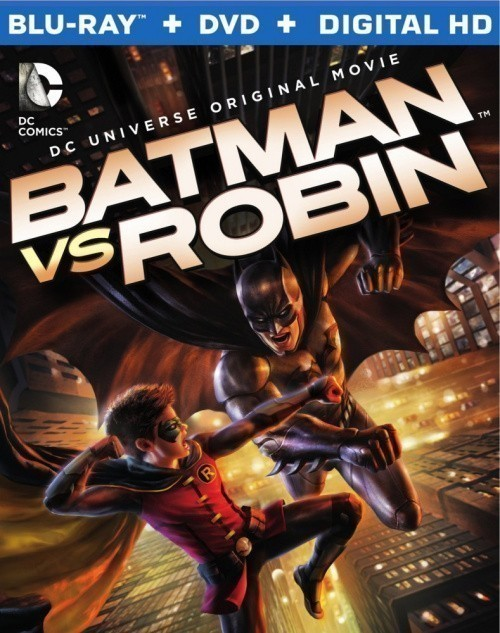 Batman vs. Robin is similar to The Emoji Movie.