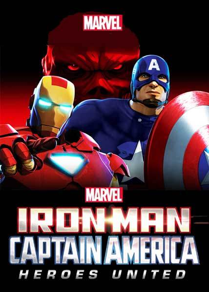 Iron Man and Captain America: Heroes United is similar to A Wish for Wings That Work.