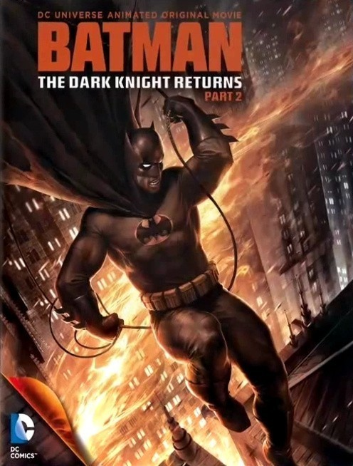 Batman: The Dark Knight Returns, Part 2 is similar to Hono no miraju.