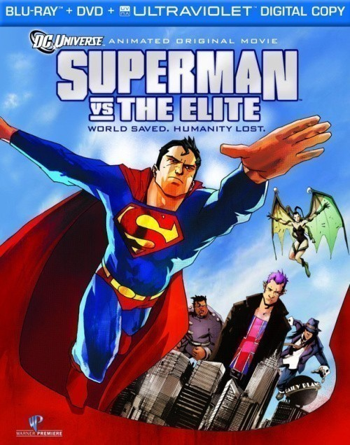 Superman vs. The Elite is similar to Good Vibes.