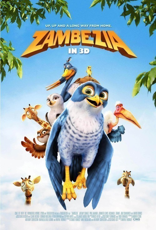 Zambezia is similar to Slugterra.