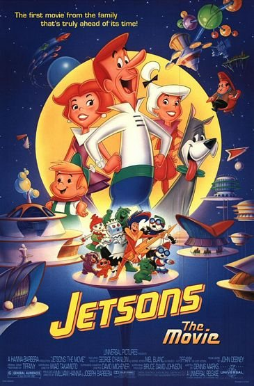 Jetsons: The Movie is similar to Helen Keller.
